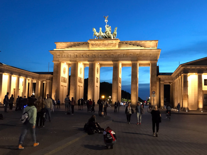 All Eyes on Berlin!